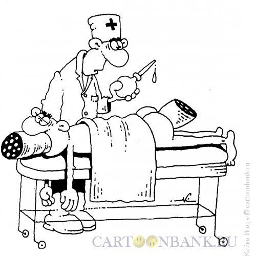 Карикатура: Голод не тетка, Кийко Игорь