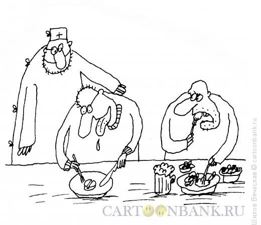 Карикатура: Таблеточка, Шилов Вячеслав