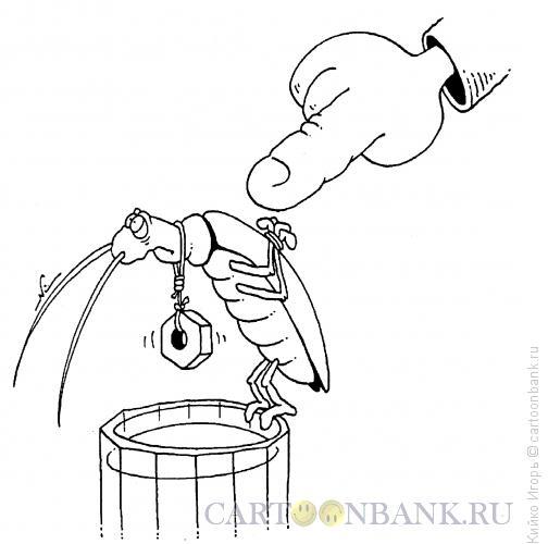 Карикатура: Казнь, Кийко Игорь