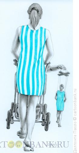 Карикатура: Игрушки, Далпонте Паоло