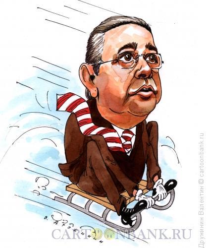 Карикатура: Евгений Петросян, Дружинин Валентин
