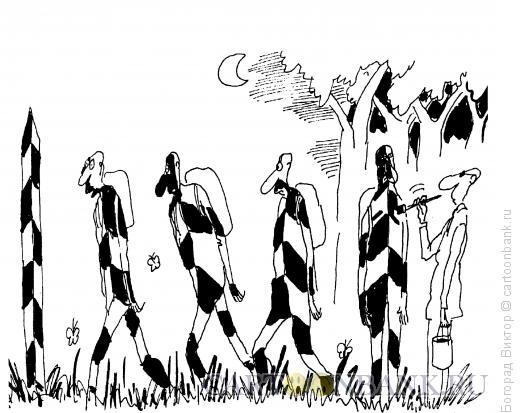 Карикатура: Маскировка, Богорад Виктор