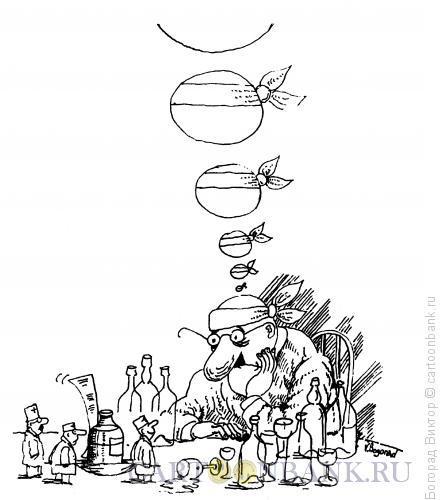 Карикатура: Санитарчики, Богорад Виктор