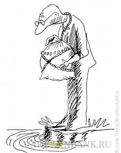 Карикатура: Груз, Богорад Виктор