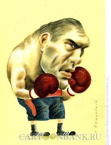 Карикатура: Николай Валуев, Дружинин Валентин
