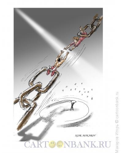 Карикатура: роман на взлете, Макаров Игорь