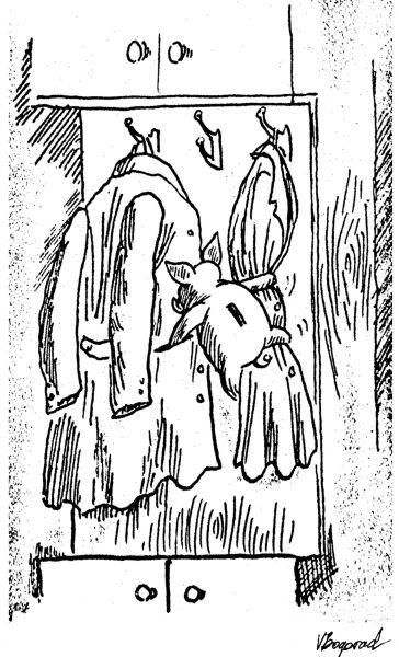 Карикатура: Копилка, Виктор Богорад