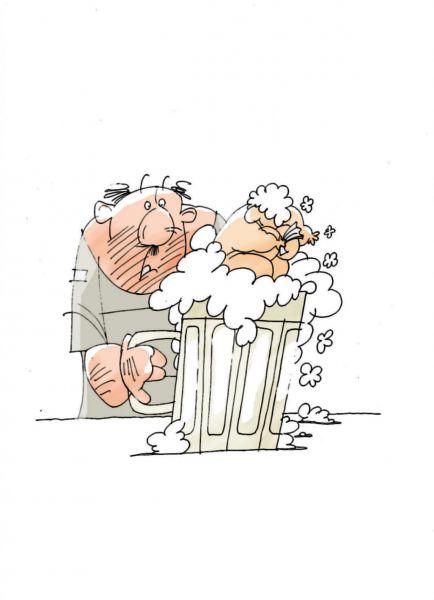 Карикатура: Афродита