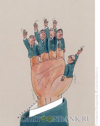 Карикатура: Кто есть кто, Степанов Владимир