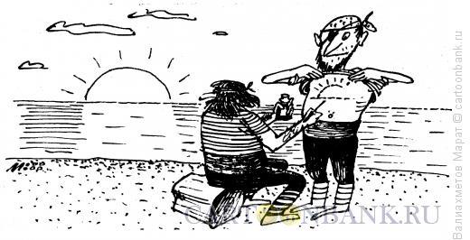 Карикатура: Наколка, Валиахметов Марат