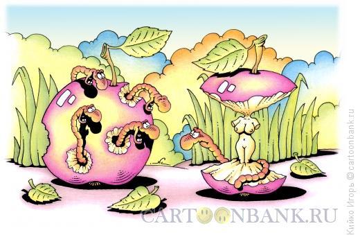 Карикатура: Непризнанный гений, Кийко Игорь