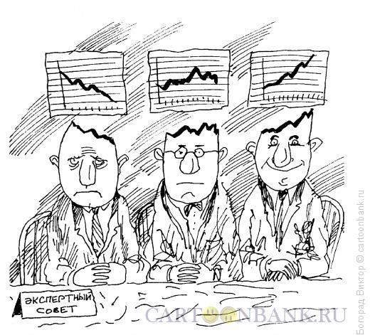 Карикатура: Экспертный совет, Богорад Виктор