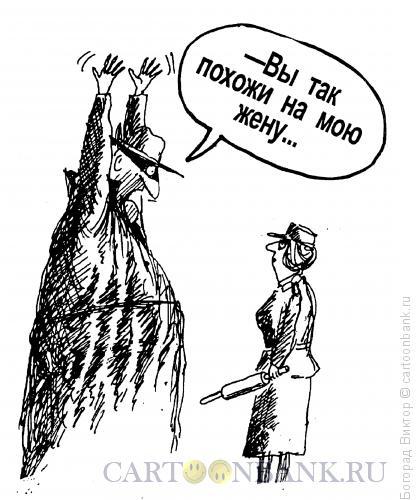 Карикатура: Сходство, Богорад Виктор