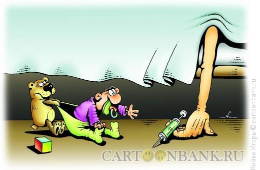 Карикатура: Стоп наркотик, Кийко Игорь