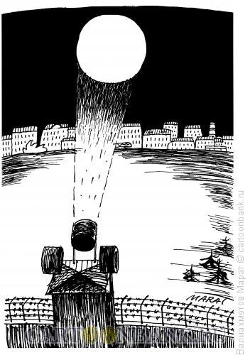 Карикатура: Солнце, Валиахметов Марат