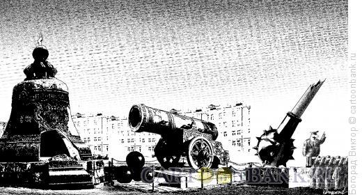 Карикатура: Памятники, Богорад Виктор