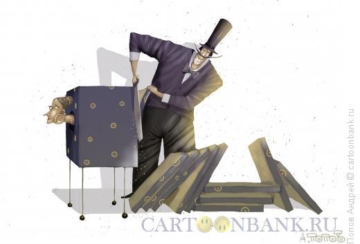 Карикатура: Фокус 2, Попов Андрей