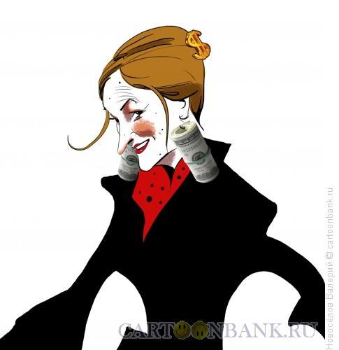 Карикатура: Яровая И.А., Новосёлов Валерий