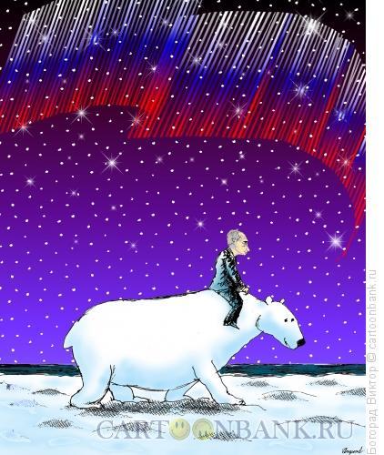 Карикатура: Национальный лидер, Богорад Виктор