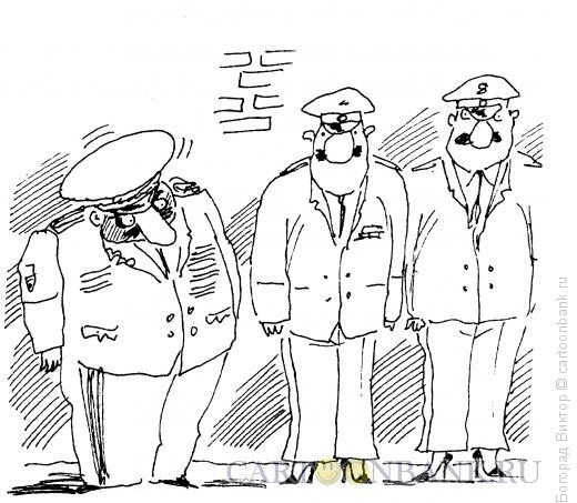 Карикатура: Латентные наклонности, Богорад Виктор