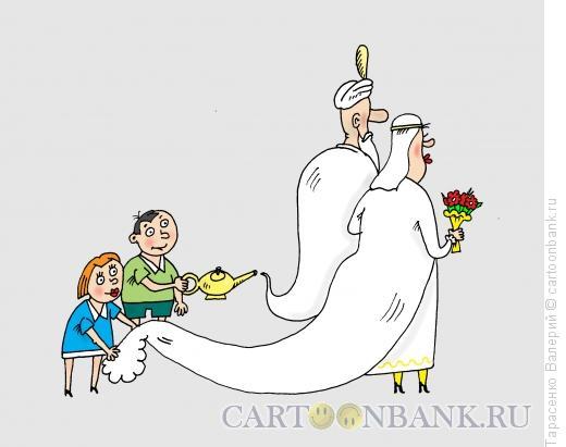 Карикатура: Единственное желание, Тарасенко Валерий