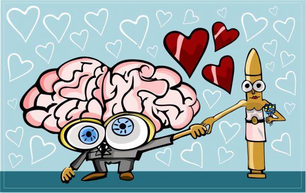 Карикатура: Love is..., somnambula