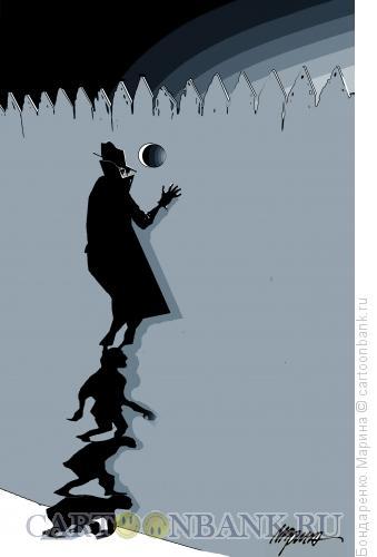 Карикатура: Эволюция, Шпион, Бондаренко Марина