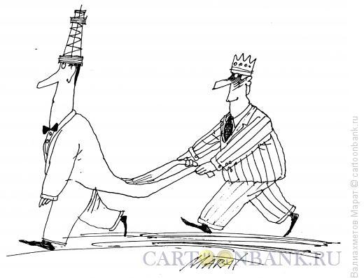 Карикатура: Короли, Валиахметов Марат