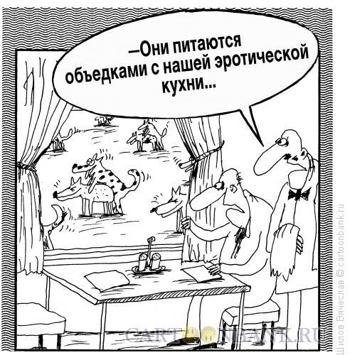 Карикатура: Собачки, Шилов Вячеслав