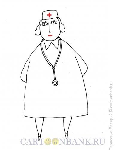 Карикатура: Минус, Тарасенко Валерий