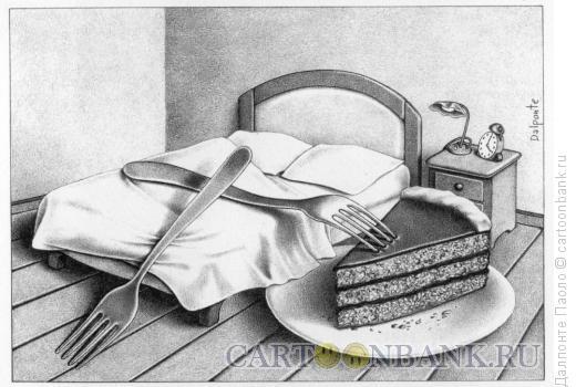 Карикатура: удовольствия, Далпонте Паоло