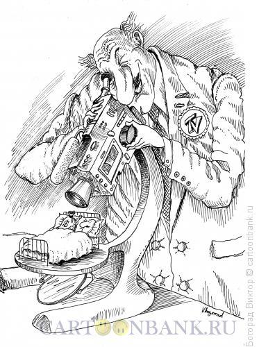 Карикатура: Телесериал, Богорад Виктор