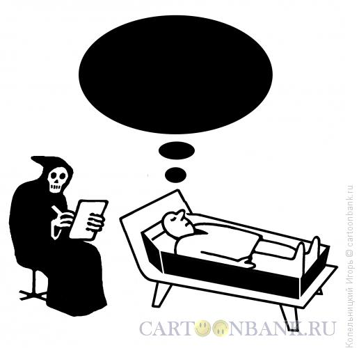 Карикатура: чёрная мысль, Копельницкий Игорь