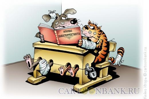 Карикатура: Политкорректность, Кийко Игорь