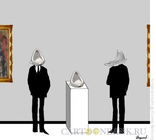 Карикатура: модернарт 37, Богорад Виктор