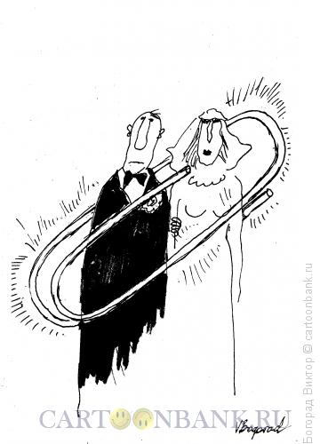 Карикатура: Скрепка, Богорад Виктор
