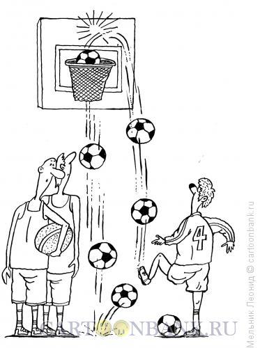 Карикатура: Мастер, Мельник Леонид