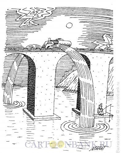 Карикатура: Поливалка, Валиахметов Марат