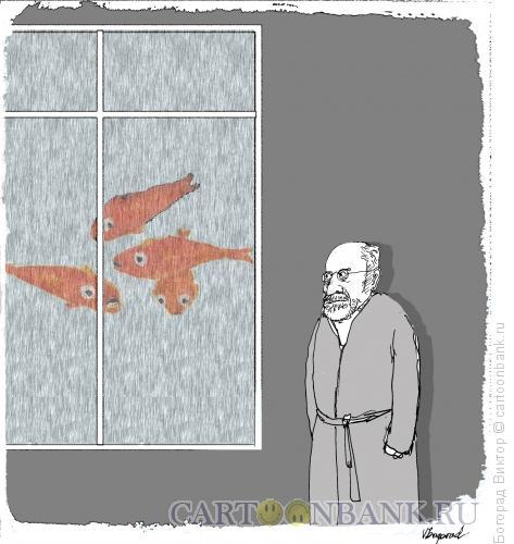 Карикатура: Утро Матисса, Богорад Виктор