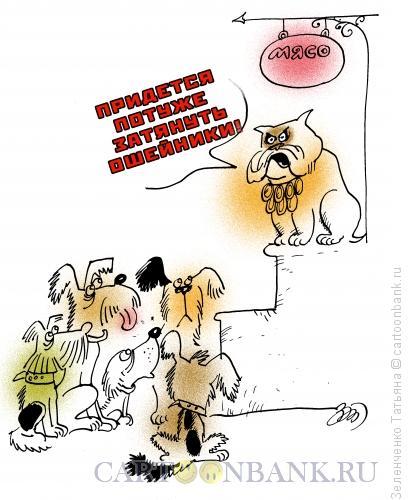 Карикатура: Реформы в действии, Зеленченко Татьяна