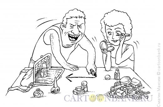 Карикатура: Футбольный ликбез, Смагин Максим
