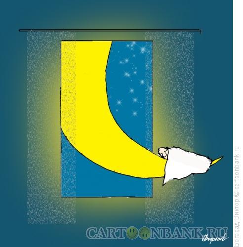 Карикатура: Сладкий сон, Богорад Виктор
