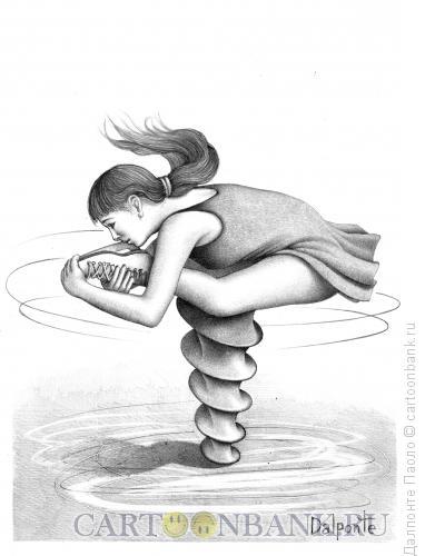 Карикатура: фигурное катание, Далпонте Паоло