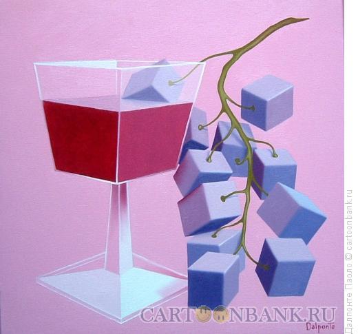 Карикатура: странное вино, Далпонте Паоло