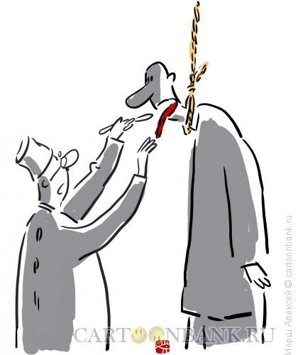 Карикатура: Скажите - Аааа!, Иорш Алексей