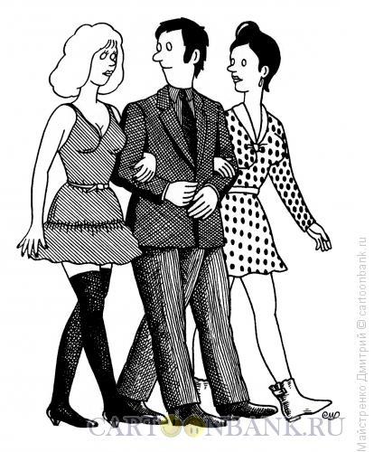 Карикатура: Любовь, Майстренко Дмитрий