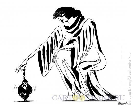 Карикатура: Юла, Богорад Виктор