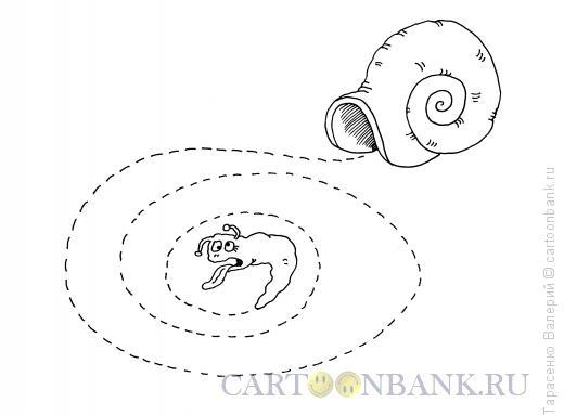 Карикатура: Головокружение, Тарасенко Валерий