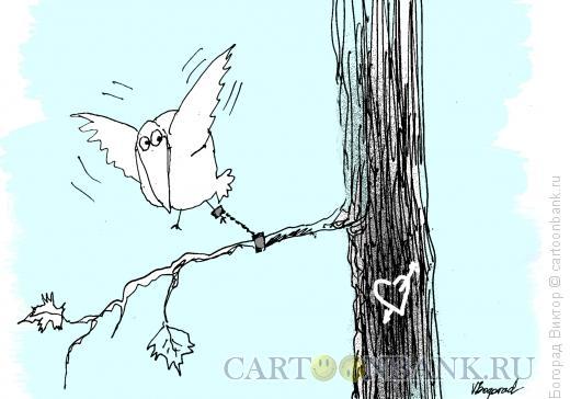 Карикатура: Патриотизм, Богорад Виктор