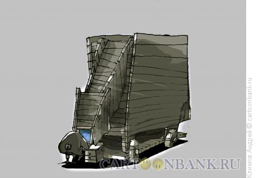 Карикатура: Троянец, Климов Андрей
